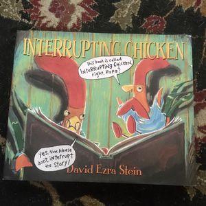 "Hardcover Children's Book ""Interrupting Chicken"" for Sale in Beverly, MA"