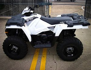 Price$800 Firm! 2O14 ρσℓαяιѕ ѕρσятѕмαη edition four wheeler!! for Sale in Auburn, WA