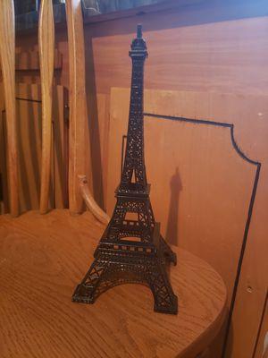 12 inch. Paris effiel tower for Sale in San Angelo, TX