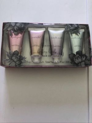 $5 Lila grace healing hands 4 pc. Hand cream collection for Sale in Winter Garden, FL
