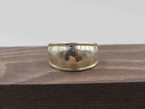 Size 8 Sterling Silver Rustic Band Ring Vintage Statement Engagement Wedding Promise Anniversary Bridal Cocktail Friendship for Sale in Lynnwood, WA