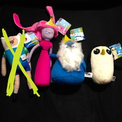 Adventure Time Plush (17$ Each ) for Sale in Commerce,  CA