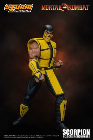 "Storm Collectibles Mortal Kombat Scorpion 7"" for Sale in Chicago, IL"