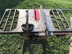 Sears Craftsman 10inch Direct Drive table saw. for Sale in Austin, TX