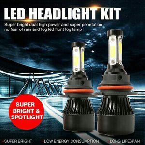 Led headlight bulbs kit luces- hid lights conversion kit lights- ford f150 focus mustang fuson 50p chevy camaro corvette honda crv accord for Sale in Phoenix, AZ