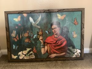 Frida Kahlo painting for Sale in San Mateo, CA