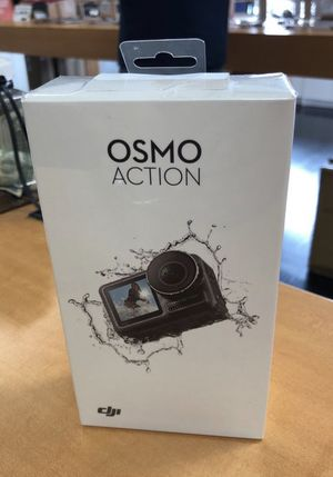 BRAND NEW SEALED Dji Osmo Action camera LOWEST PRICE for Sale in Glendale, CA