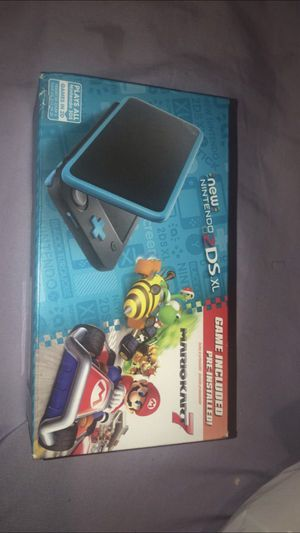 NINTENDO 2DS XL ( MARIO KART 7 INCLUDED ) for Sale in St. Louis, MO