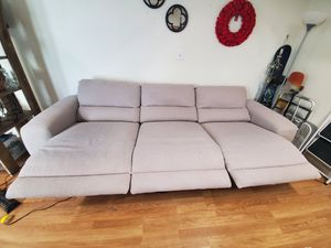 Electric Recliner Couch for Sale in Tacoma, WA