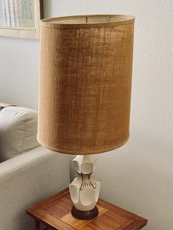 *PENDING* Rewired Vintage Mid Century Modern Table Lamp for Sale in Los Angeles,  CA