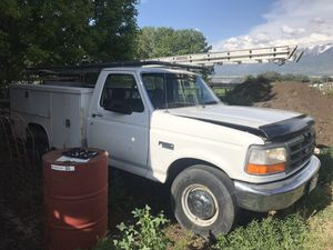 1995 Ford F-250 for Sale in West Valley City, UT