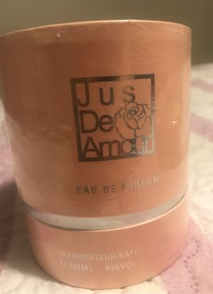 Perfume/ jus de Amour! for Sale in Capitol Heights, MD