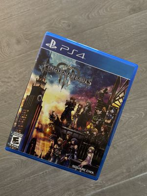 Used - Kingdom Hearts 3 - PS4 for Sale in San Diego, CA