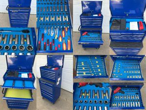 Snap-On Tool box + TOOLS for Sale in Alexandria, VA