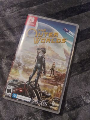 The Outer Worlds Nintendo Switch for Sale in Los Angeles, CA