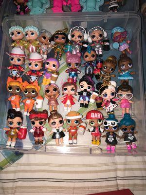 Lol surprise dolls- please read description for Sale in Silver Spring, MD