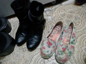 Free shoes and boots for Sale in Oakton, VA