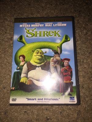 SHREK DVD and CD! for Sale in Denver, CO