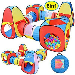 Play tunnel for kids - new - never used for Sale in Thornton, CO