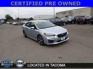 2018 Subaru Impreza for Sale in Tacoma, WA