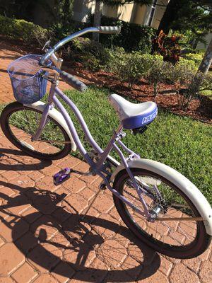 "Huffy cruiser bike 20"" inches. It's a KIDS bike! for Sale in Miramar, FL"