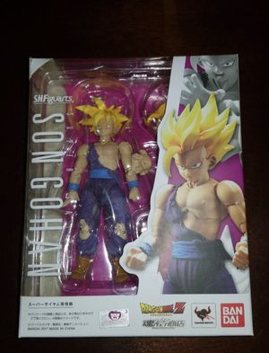 Dragon Ball Z action figures (real not fake) for Sale in Chicago, IL