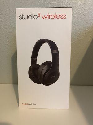 Studio 3 wireless BEATS for Sale in Wesley Chapel, FL