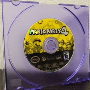 Nintendo GameCube Mario Party 4 Disc Only for Sale in Heath, TX