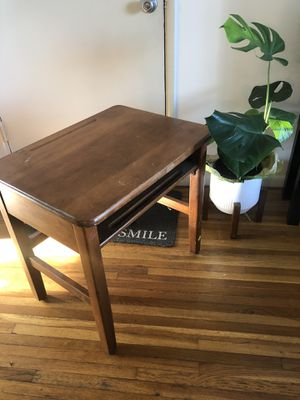 Mid-Century Side table desk for Sale in Los Angeles, CA