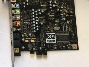 Creative Labs TV tuner card SB 0880 for Sale in Santa Barbara, CA