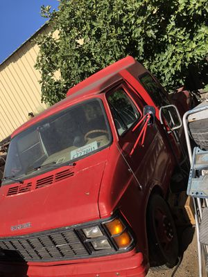 1978 Dodge dreamer pickup RARE dually hauler for Sale in Oakley, CA