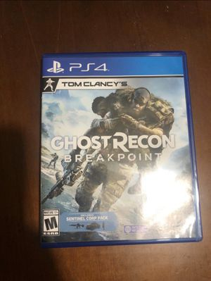 Ghost Recon Breakpoint for Sale in Montclair, CA