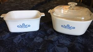 Pyrex casserole dishes for Sale in Clovis, CA