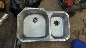 Kitchen sink for granite for Sale in Raleigh, NC