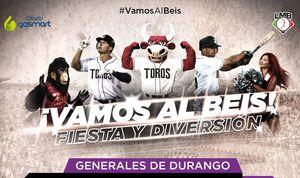 Tickets Toros de Tijuana Game 2 & 3 Tickets April 6 & 7th for Sale in Chula Vista, CA