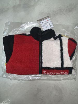 Supreme Color-blocked Reversible Fleece for Sale in San Diego, CA