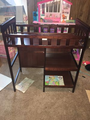 Changing table for Sale in Concord, NC