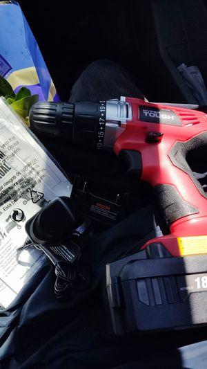 Hyper Tough 18 volt Drill CHEAP for Sale in Phoenix, AZ