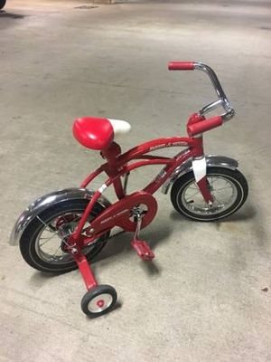 Radio Flyer 12 inch bike, for 3-5 old kid for Sale in Arlington, VA