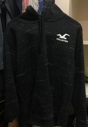 Black Hollister Hoodie for Sale in Dallas, TX