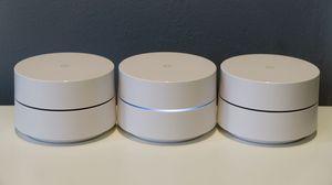 Google WIFI Mesh 3-Pack for Sale in Miami, FL