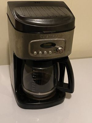 Cuisinart 14 cup programmable coffee maker for Sale in Crownsville, MD