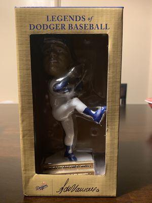 Fernando Valenzuela Legends of Dodger Baseball Bobblehead for Sale in Los Angeles, CA