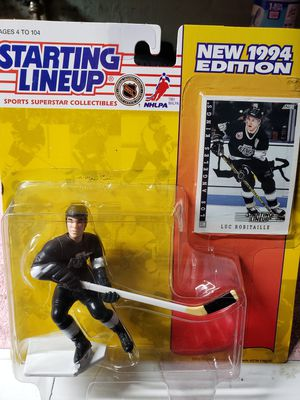 Luc Robitaille LA Kings Starting Lineup NHL Premier Choix Action Figure for Sale in McKeesport, PA