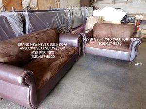 BRAND NEW SOFAS AND LOVE SEATS FOR SALE for Sale in Pomona, CA