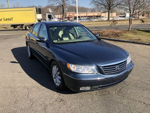 2008 HYUNDAI AZERA LIMITED EDITION for Sale in Wethersfield, CT