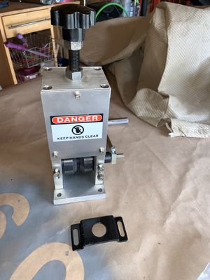 NEW Manual/Drill Operated Wire Cable Stripper Stripping Machine For Wire Recycle for Sale in Garrison, MD