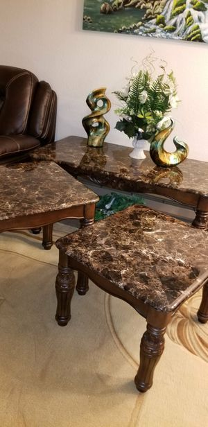Coffee table sets for Sale in Auburn, WA
