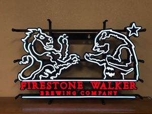 Firestone Walker Brewing Company LED Sign for Sale in Corona, CA