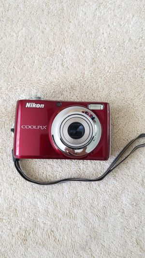 Nikon coolpix L24 for Sale in Clearwater, FL